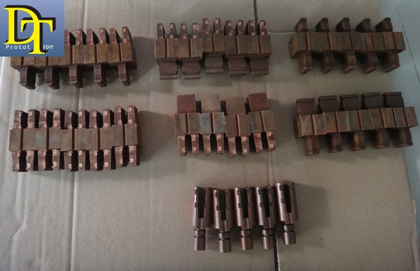 Copper parts and components