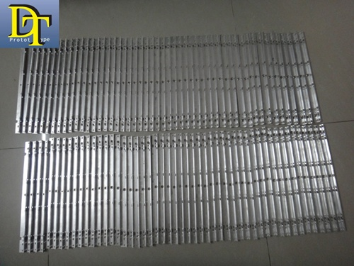 clear chem film aluminium part